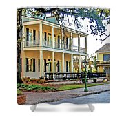 Fort Conde Inn In Mobile Alabama Shower Curtain