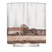 Fort Delaware Shower Curtain