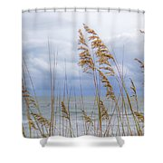 Fort Fisher Shower Curtain