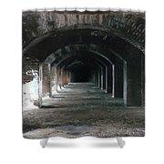 Fort Jefferson 2 Photograph Shower Curtain