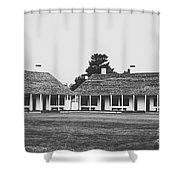 Fort Living Shower Curtain