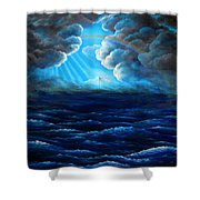 Fort Mchenry - Part Of History  Shower Curtain