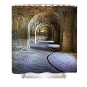 Fort Pickens 3 Shower Curtain
