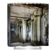 Fort Stevens 6312 Shower Curtain
