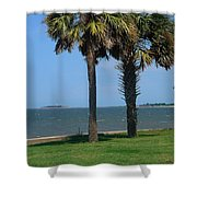 Fort Sumter Charleston Sc Shower Curtain