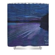 Fort Walton Florida Shower Curtain