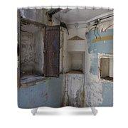 Fort Worden 3553 Shower Curtain