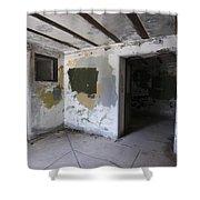 Fort Worden 3578 Shower Curtain