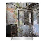 Fort Worden 3602 Shower Curtain