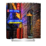 Fort Worth Impressions Scat Lounge Shower Curtain