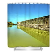 Fort Zachary Taylor, Key West Shower Curtain