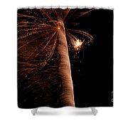 Fourth Of July Fireworks Twelve Shower Curtain