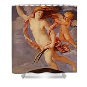 Fortune 1637 Shower Curtain