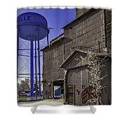 Fortville Winter Shower Curtain