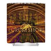Forum Shops - Las Vegas Shower Curtain