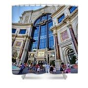 Forum Shops Vii Shower Curtain