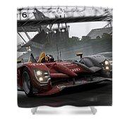 Forza Motorsport 6 Shower Curtain