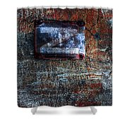 Foundation Number Sixteen North Shower Curtain