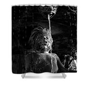 Fountain Child Shower Curtain