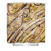 Fountain Of Love Every Drop Is Promising Eternal Passion Shower Curtain