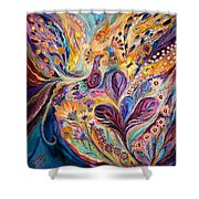 Four Elements IIi. Air Shower Curtain