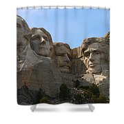 Four Former U S Presidents Shower Curtain