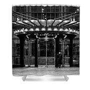 Four Seasons Hotel New York Shower Curtain