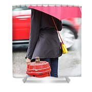 Four Thirty  Shower Curtain
