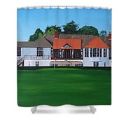 Foxrock Golf Club Shower Curtain