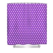 Fractal Pattern 300 Shower Curtain