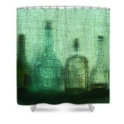 Fragile Forms Shower Curtain