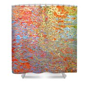 Dimensional Premise Shower Curtain