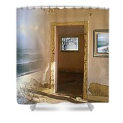 Framed    Shower Curtain