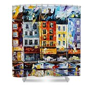 France New Original Shower Curtain