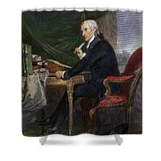 Francis Hopkinson Shower Curtain