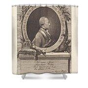 Francis II, Holy Roman Emperor Shower Curtain