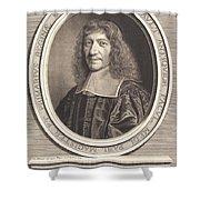 Francois Guenault Shower Curtain