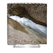 Franconia Falls - Lincoln New Hampshire Usa Shower Curtain