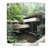 Frank Lloyd Wright Fw Shower Curtain