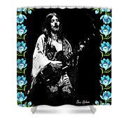 Frank Marino Of Mahogany Rush 4-14-78 Shower Curtain