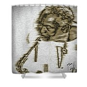 Frank Morgan Shower Curtain