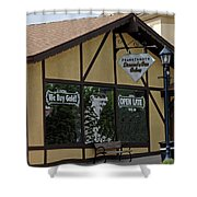 Frankenmuth Diamond And Gem Gallery Shower Curtain