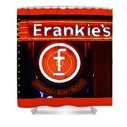 Frankie's Fort Worth Shower Curtain