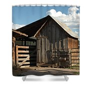 Frank's Place Shower Curtain