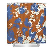 Frantic Delirium - V1sd88 Shower Curtain
