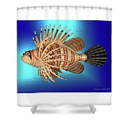 Frappers Delight Shower Curtain