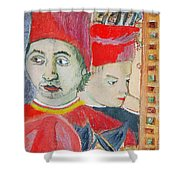 Fratello Shower Curtain
