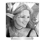 Freckled Fae Shower Curtain