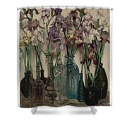 Frederick Judd Waugh 1861 1940 Rum Row Shower Curtain