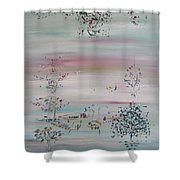 Free Improvisation #10 Shower Curtain
